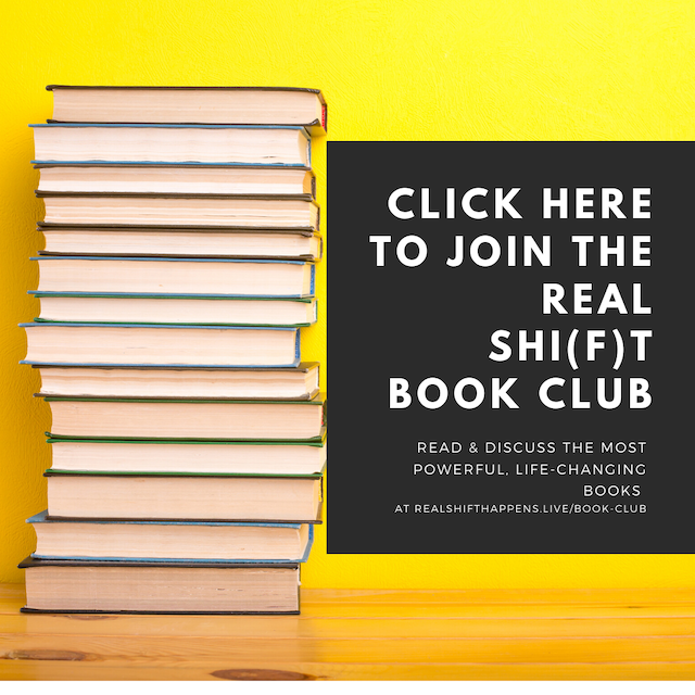 Join the Real Shift book club